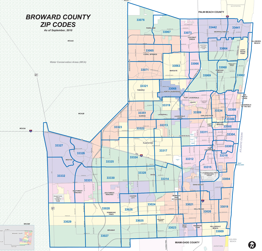 Broward-County-Zip-Code-Map